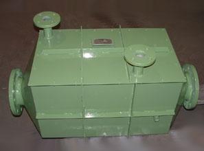 batterie tubo alettato